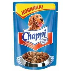 Влажный корм для собак Chappi говядина 100г