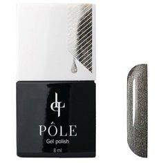 Гель-лак Pole Classic line, 8 мл, оттенок серебристая дымка
