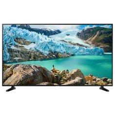"Телевизор Samsung UE43RU7090U 43"" черный"