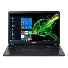 "Ноутбук Acer Aspire 3 (A315-42G)-R9EB (AMD Ryzen 3 3200U 2600MHz/15.6""/1920x1080/4GB/128GB SSD/DVD нет/AMD Radeon 540X 2GB/Wi-Fi/Bluetooth/Windows 10 Home) NX.HF8ER.02C черный"