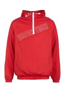 Ветровка-анорак с логотипом бренда Urban Tiger