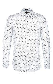 Приталенная рубашка из хлопка Guess