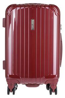 Маленький чемодан на колесах красного цвета Tamaris