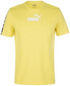 Футболка мужская Puma Amplified, размер 44-46