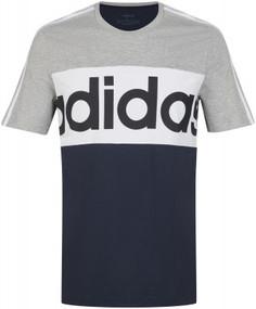 Футболка мужская Adidas, размер 44-46
