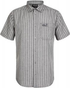 Рубашка с коротким рукавом мужская Jack Wolfskin El Dorado, размер 44
