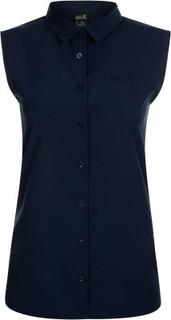 Рубашка без рукавов женская Jack Wolfskin Sonora, размер 50