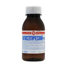 Антисептик-лосьон Серебряное сияние косметический спиртовой 100 мл