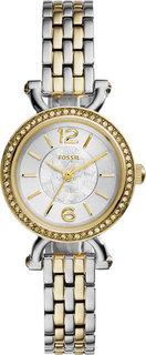 Наручные часы кварцевые женские Fossil ES3895