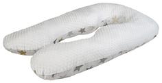 Подушка для беременных AmaroBaby Звезды, 340х72 см