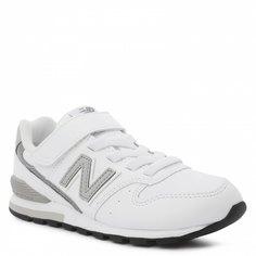 Кроссовки для мальчиков New Balance, цв. белый, р.36
