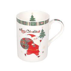 Кружка Рождественская Елка 325мл Top Art Studio