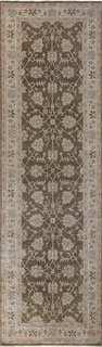 Шерстяной ковер ручной работы коллекции «Ziegler U 10/10» 53029, 95x378 см Art de Vivre