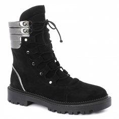 Ботинки женские Casadei 1R139N021 черные 38 EU