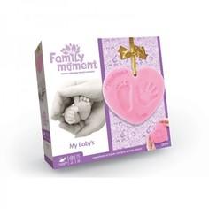 Набор Danko Toys Первые сувениры вашего малыша, для девочкек