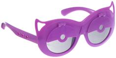 Очки детские Совушка фиолетовые Sima-Land