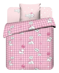 Комплект постельного белья Disney Мари 4328080