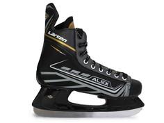 Коньки хоккейные Alex. Размер 37 Larsen