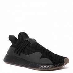 Кроссовки мужские Adidas DEERUPT S черные 10 UK