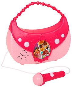 Музыкальный микрофон-сумочка Принцессы свет, звук Disney