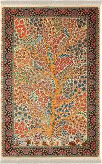 Синтетический ковер коллекции «Rezvan», 49451, 100x150 см Art de Vivre