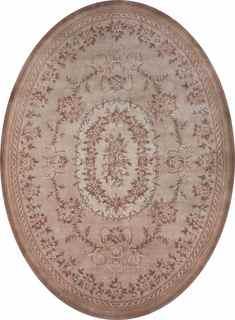 Овальный шерстяной ковер ручной работы коллекции «Savonnerie Exclusive», 34279, 250x350 см Art de Vivre