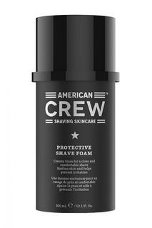Защитная пена для бритья 300мл AMERICAN CREW
