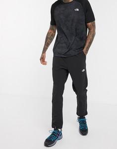 Черные брюки The North Face-Черный