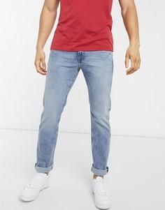 Джинсы прямого кроя Tommy Hilfiger Jeans-Синий
