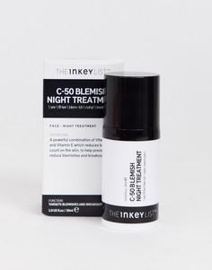 Ночное средство для проблемной кожи The INKEY List C-50-Бесцветный