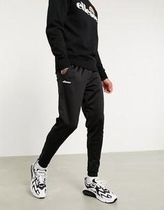Черные спортивные штаны ellesse Bertoni-Черный