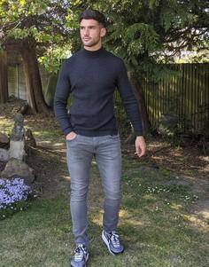 Серые джинсы скинни Esprit-Серый