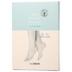 The Saem Пилинг-носочки для ног