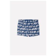 Плавки crockid размер 92-98, темно-синий