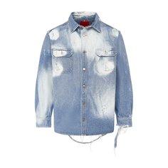 Джинсовая рубашка 424