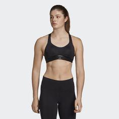 Спортивный бра Stronger For It Soft adidas Performance
