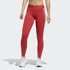 Леггинсы для фитнеса Alphaskin 3-Stripes adidas Performance