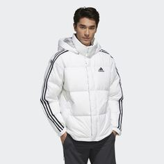 Пуховик 3-Stripes Puffy adidas Performance