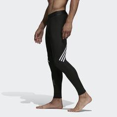 Леггинсы Alphaskin Sport+ 3-Stripes adidas Performance