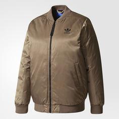 Утепленная куртка Mid Bomber adidas Originals