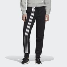 Брюки Must Haves 3-Stripes adidas Athletics