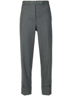 Thom Browne укороченные классические брюки