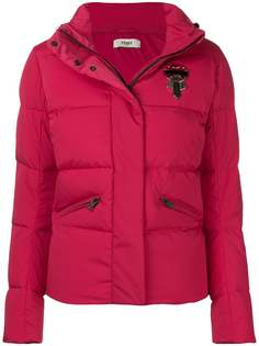 Fendi пуховая куртка Karlito