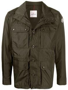 Moncler куртка Lez в стиле милитари