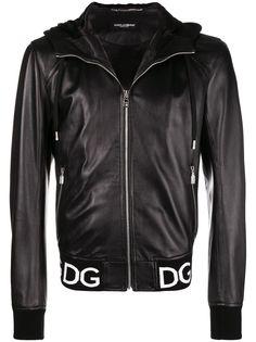 Dolce & Gabbana куртка с логотипом