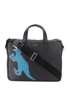 Paul Smith сумка для ноутбука с принтом
