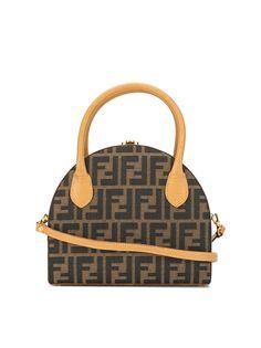 Fendi Pre-Owned маленькая сумка с принтом FF