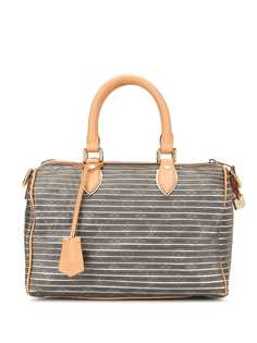 Louis Vuitton сумка Speedy Bandouliere 30 Eden Argent