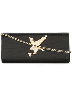 Chanel Pre-Owned сумка на плечо стеганая