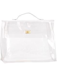 Hermès пляжная сумка Vinyl Kelly
